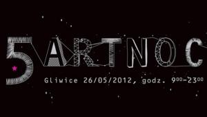 plakat Artnoc 2012