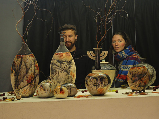 Wystawa Michala Plihala w CuG - Galerii Garażowej