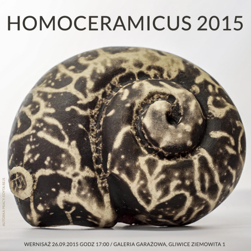 Homoceramicus plakat 2015